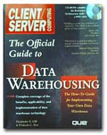 Official Guide to Data Warehousing